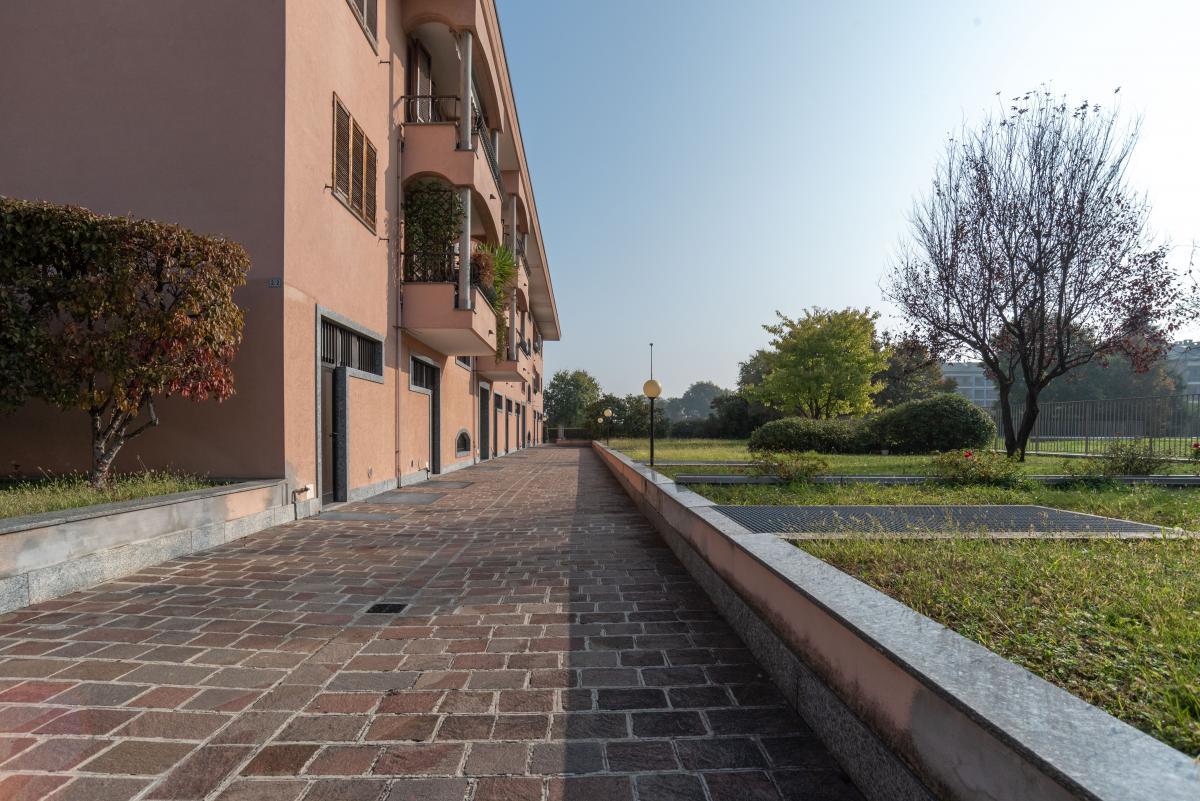Attico prestigioso con terrazzo e balconi a  Bettola (Peschiera Borromeo) in Vendita - 25