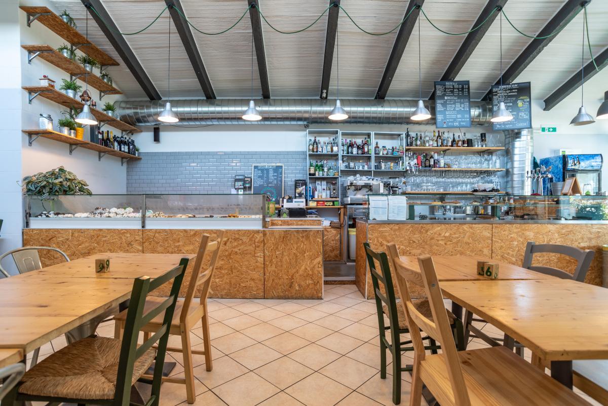 Negozio Bar/Ristorante con grande passaggio a  Caleppio (Settala) Vendita in Esclusiva - 2