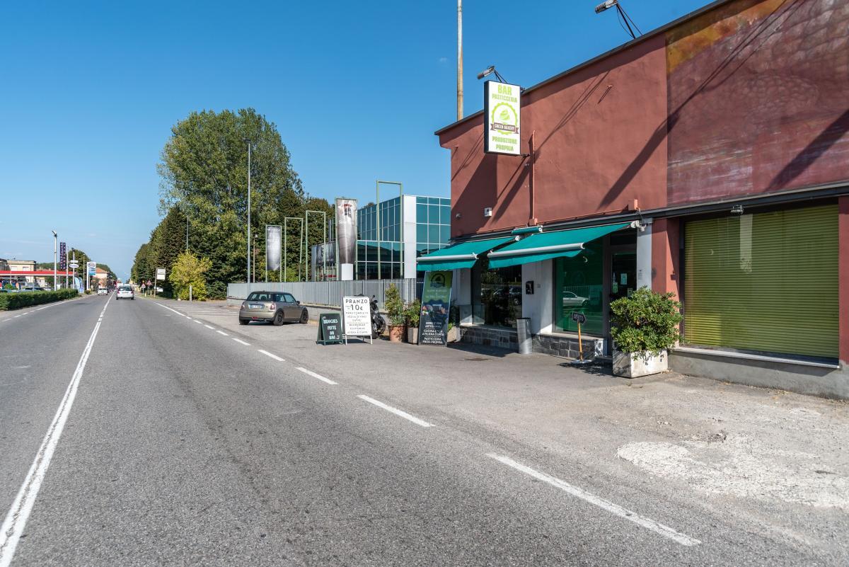 Negozio Bar/Ristorante con grande passaggio a  Caleppio (Settala) Vendita in Esclusiva - 14