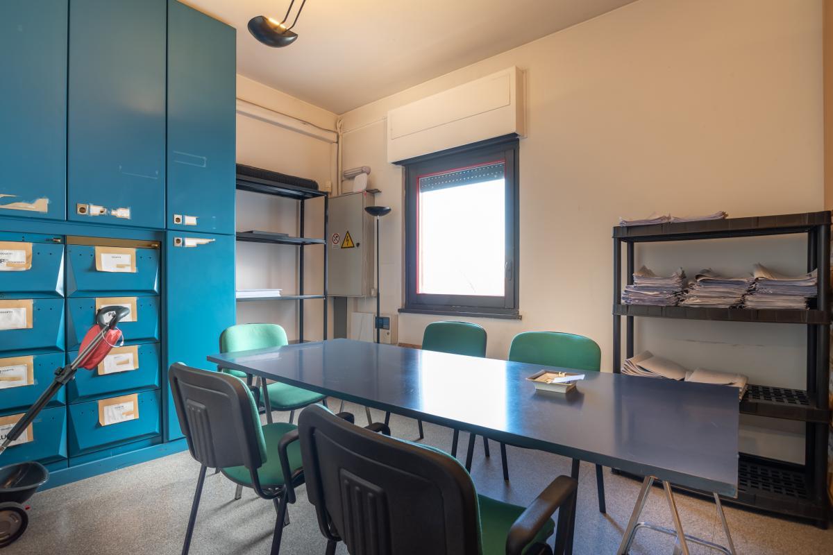 Ufficio ottima posizione nel centro commerciale  San Felice (Segrate) Vendita in Esclusiva - 7