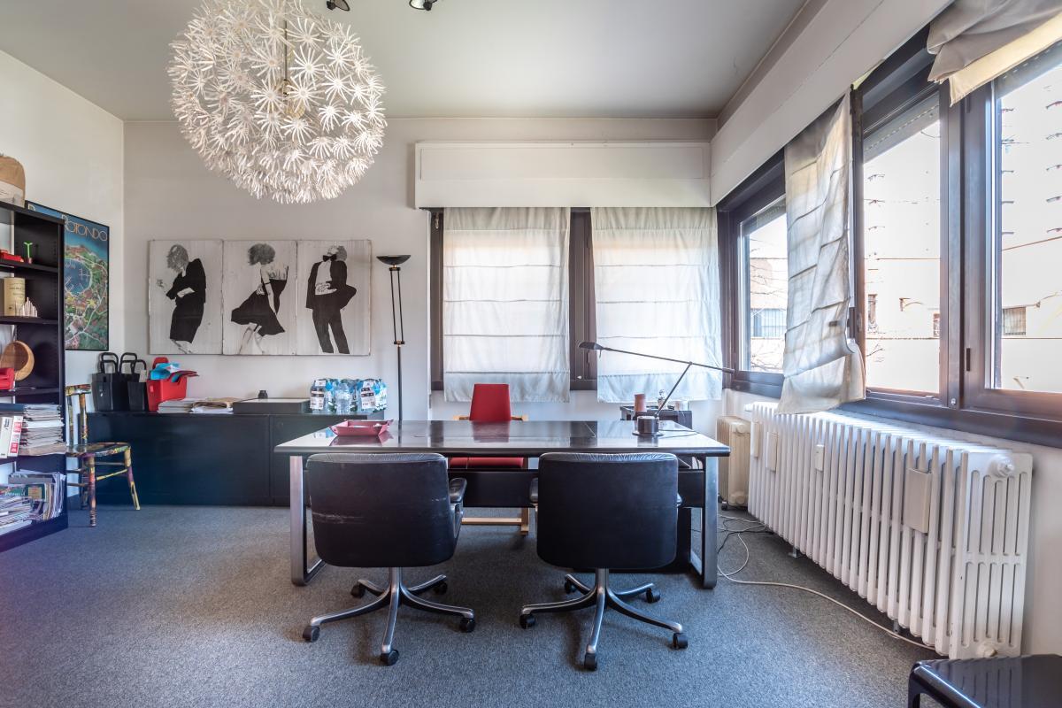 Ufficio ottima posizione nel centro commerciale  San Felice (Segrate) Vendita in Esclusiva - 12