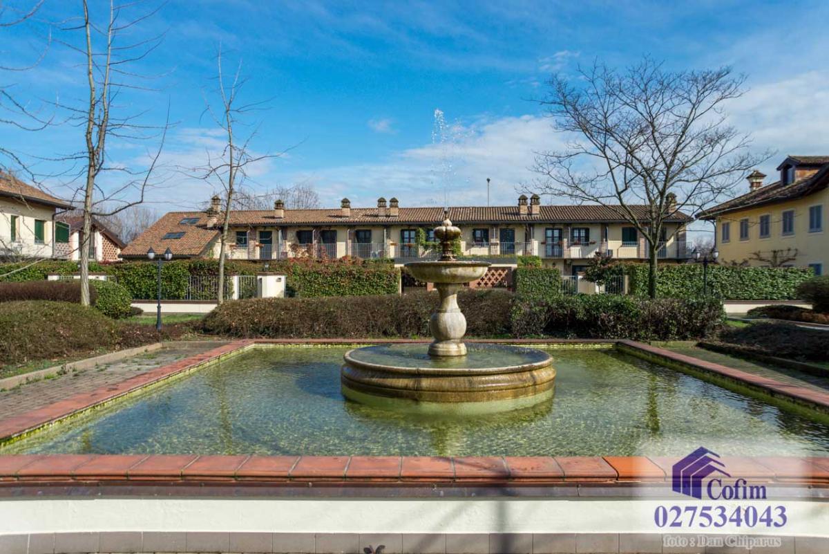 Bilocale particolare   Residenza Longhignana (Peschiera Borromeo) Affitto in Esclusiva - 21