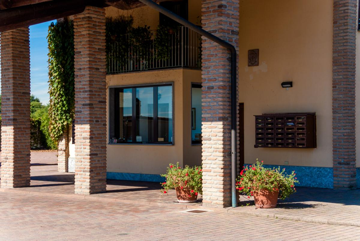 Bilocale particolare alla Residenza Longhignana  San Bovio (Peschiera Borromeo) Affitto in Esclusiva - 17