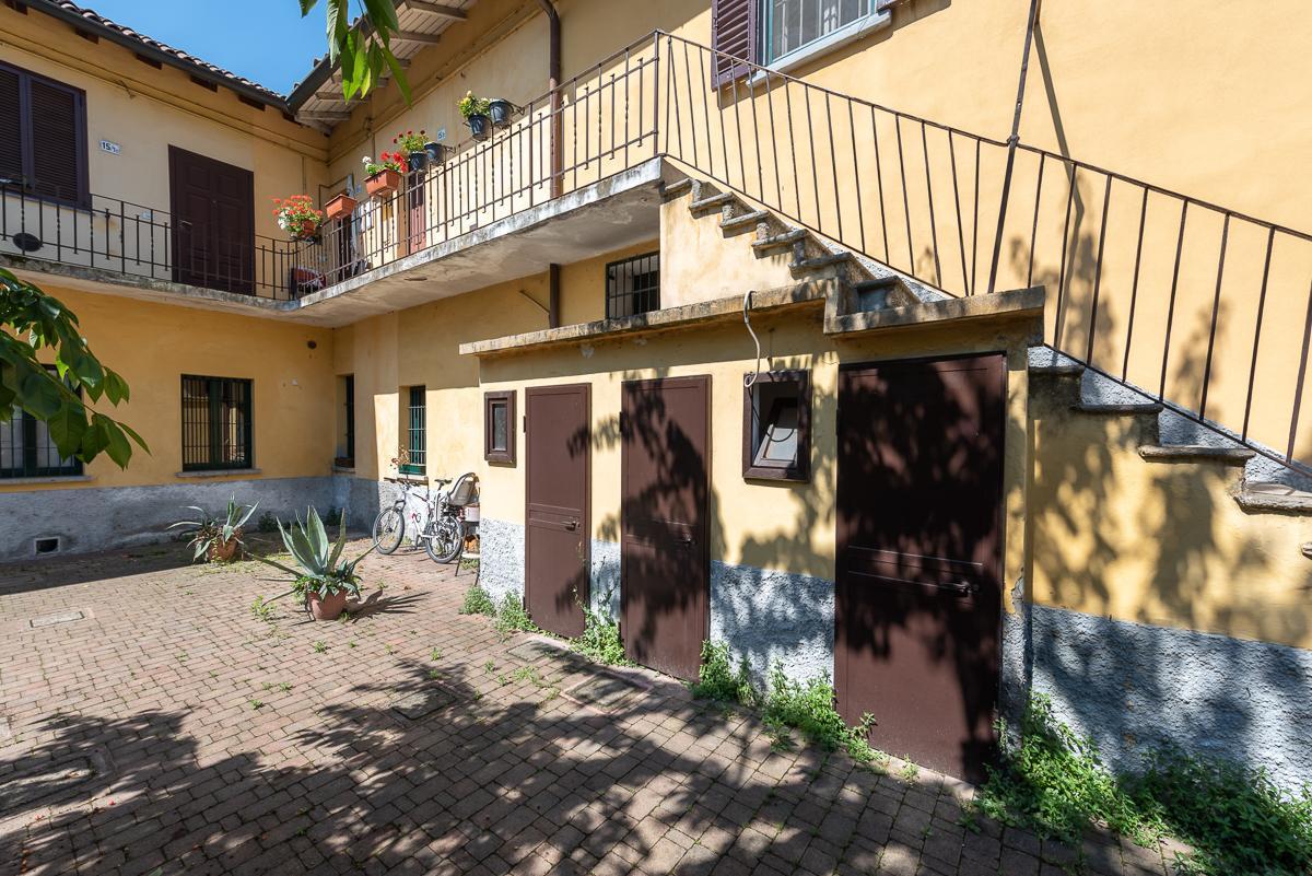 Monolocale in palazzina storica di ringhiera  Bettola (Peschiera Borromeo) Affitto in Esclusiva - 12