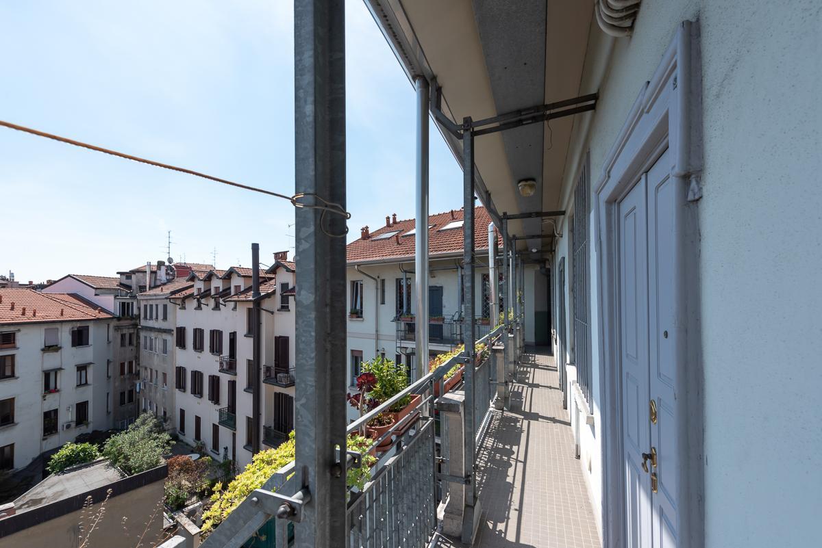Trilocale ristrutturato e arredato  Milano (Indipendenza) Affitto in Esclusiva - 15