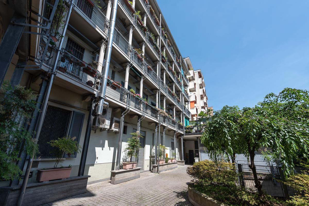 Trilocale ristrutturato e arredato  Milano (Indipendenza) Affitto in Esclusiva - 16
