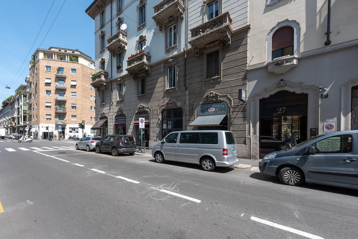 Trilocale ristrutturato e arredato  Milano (Indipendenza) Affitto in Esclusiva - 18