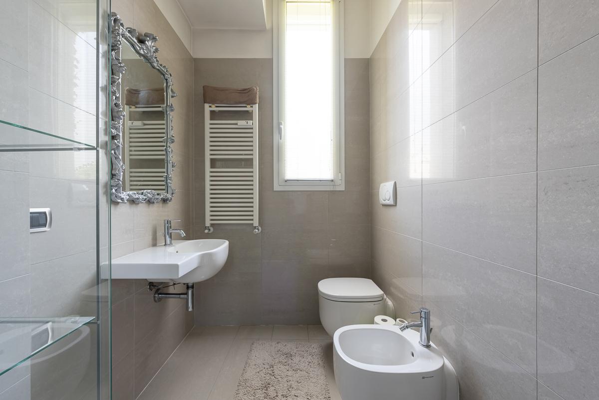 Monolocale elegante ristrutturato e arredato  San Felice (Segrate) Affitto in Esclusiva - 11