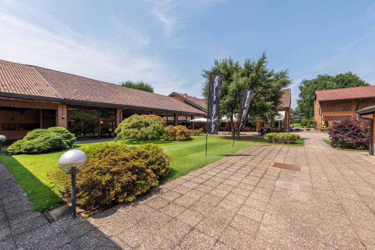 Monolocale all'interno Golf Club Molinetto  Cernusco sul Naviglio Vendita in Esclusiva - 4