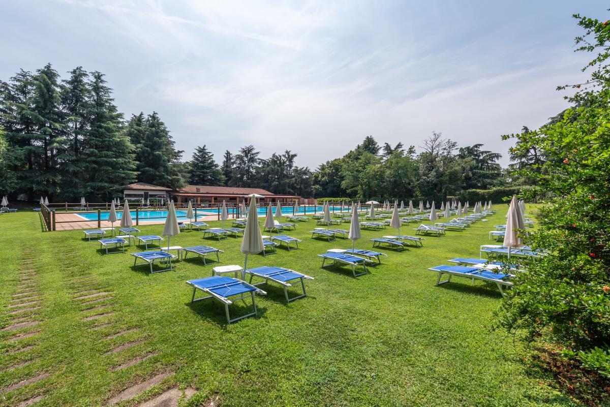 Monolocale all'interno Golf Club Molinetto  Cernusco sul Naviglio Vendita in Esclusiva - 2