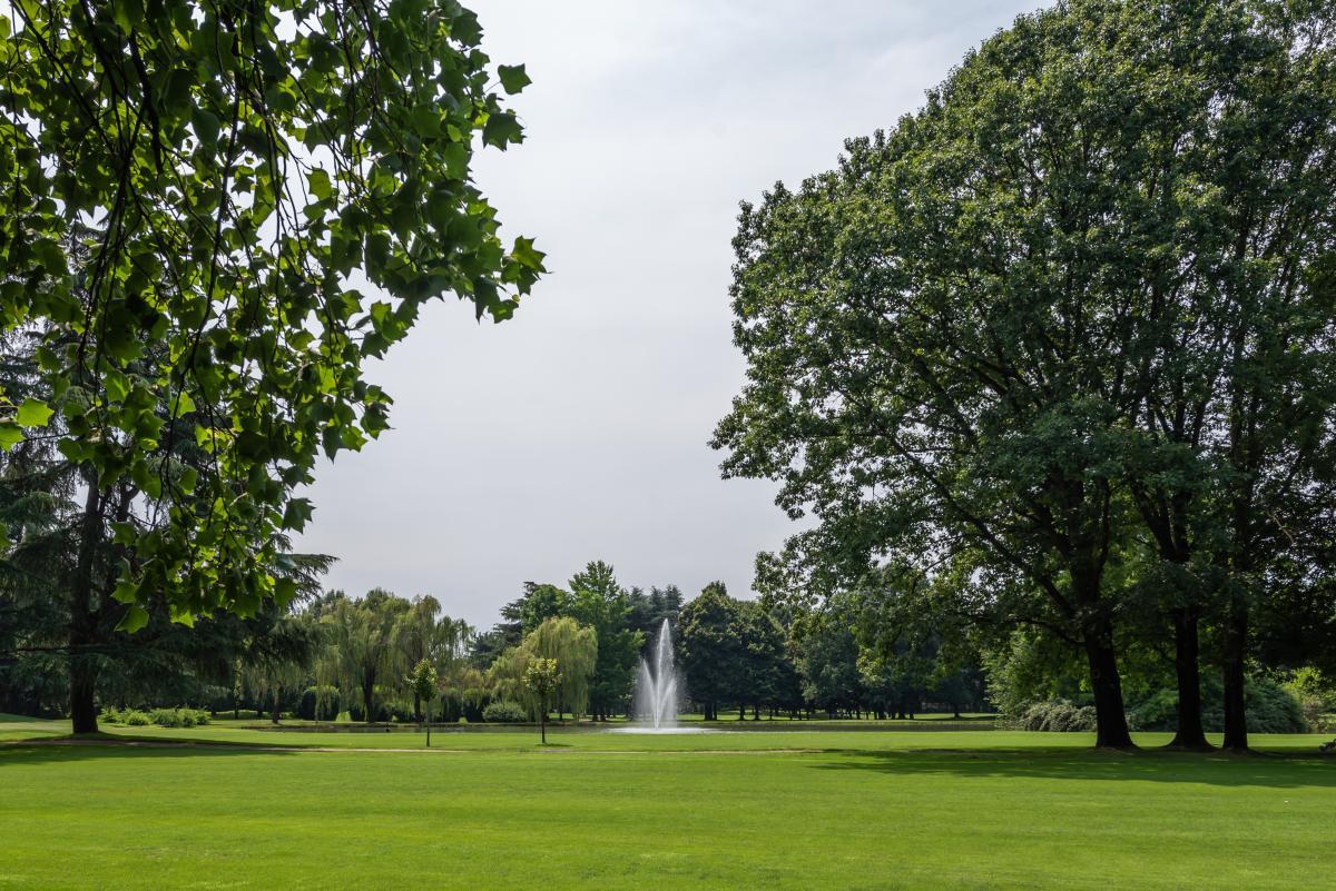 Monolocale all'interno Golf Club Molinetto  Cernusco sul Naviglio Vendita in Esclusiva - 27