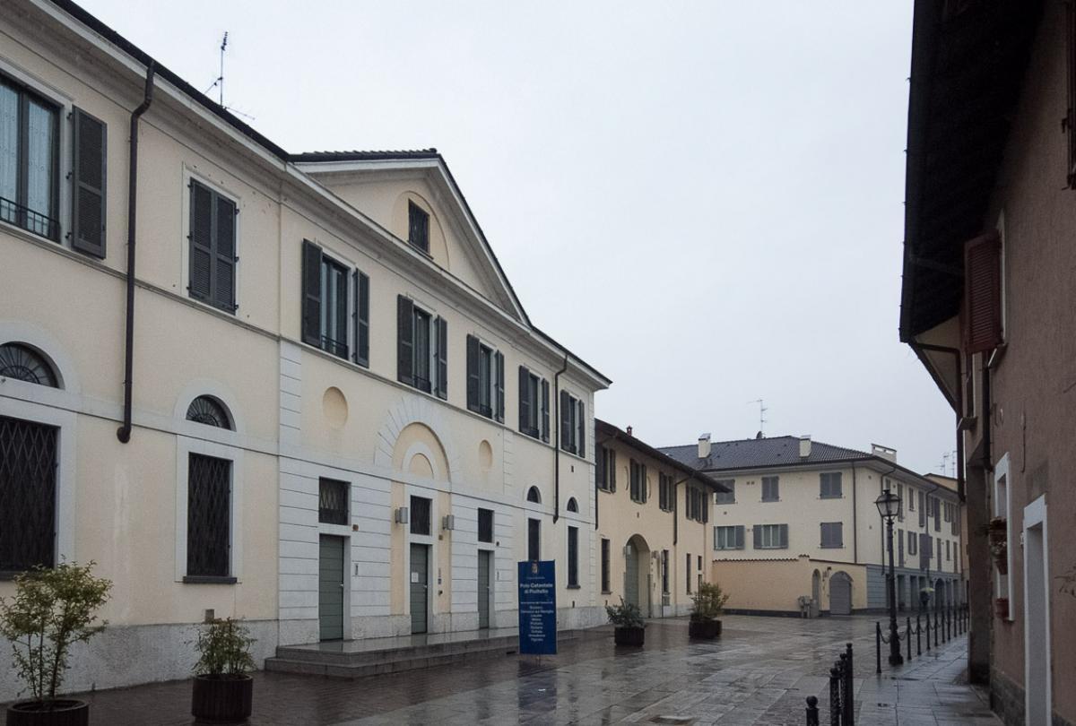 Quadrilocale elegante in centro storico a  Limito (Pioltello) Vendita in Esclusiva - 41