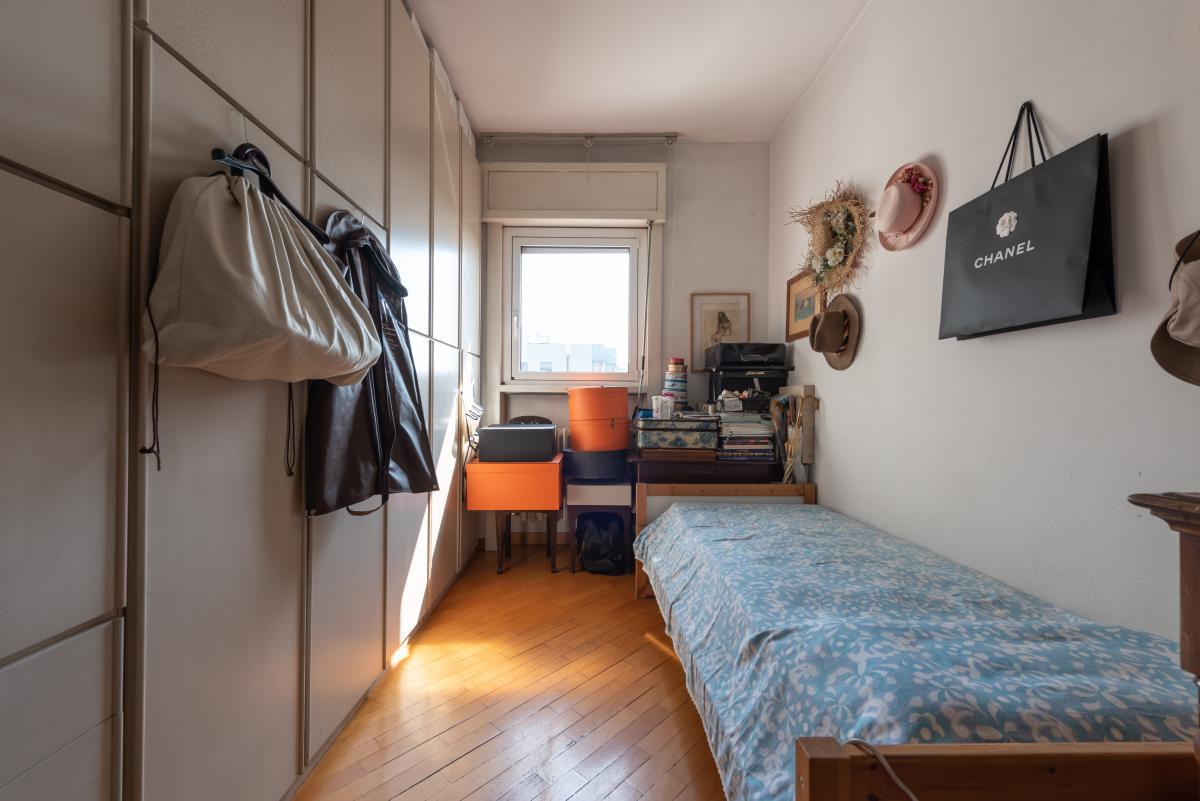 7 locali luminosissimo piano alto  San Felice (Segrate) Vendita in Esclusiva - 36