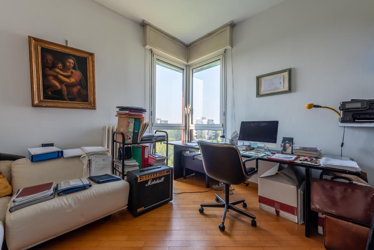 7 locali luminosissimo piano alto  San Felice (Segrate) Vendita in Esclusiva - 25