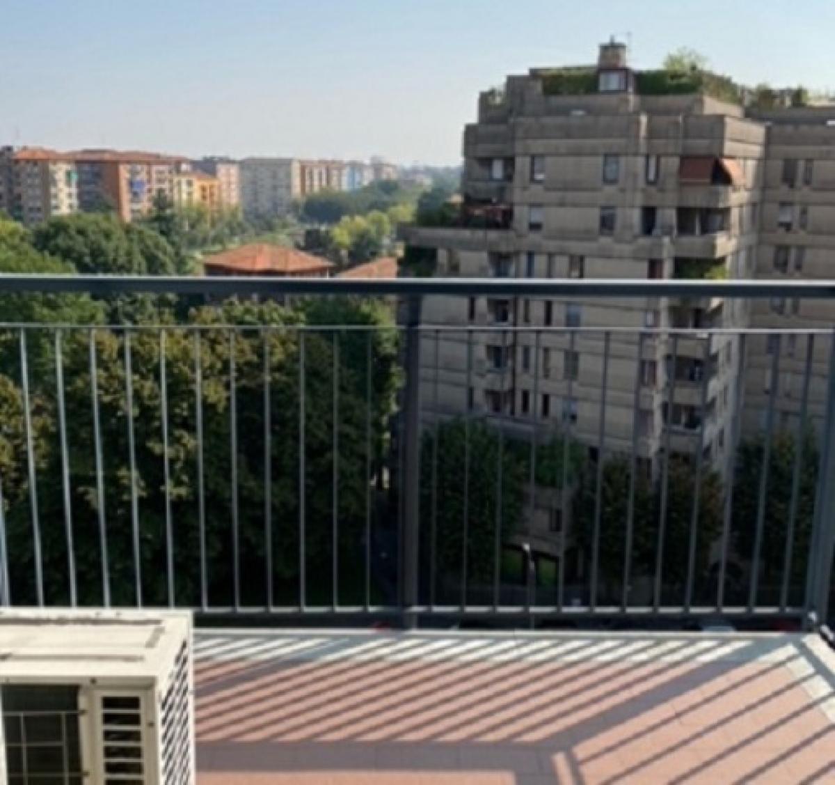 Monolocale panoramico  Milano (Bande Nere) Affitto in Esclusiva - 5