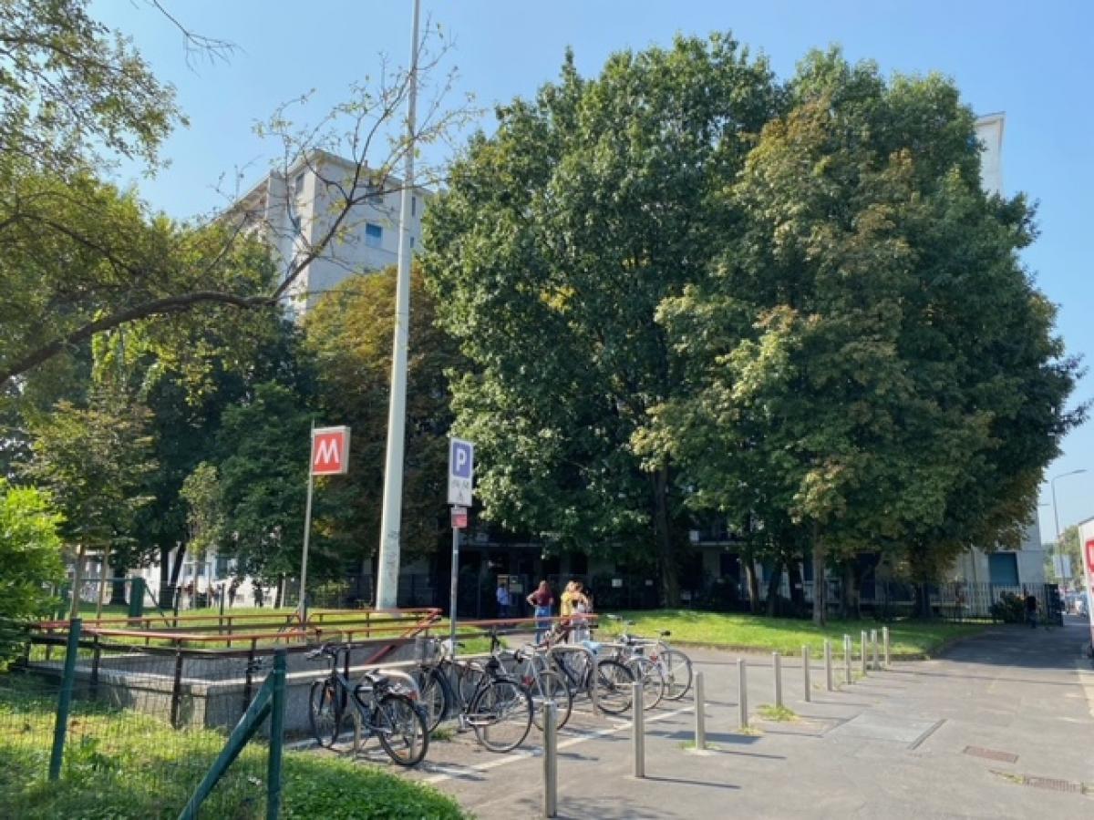 Monolocale panoramico  Milano (Bande Nere) Affitto in Esclusiva - 8