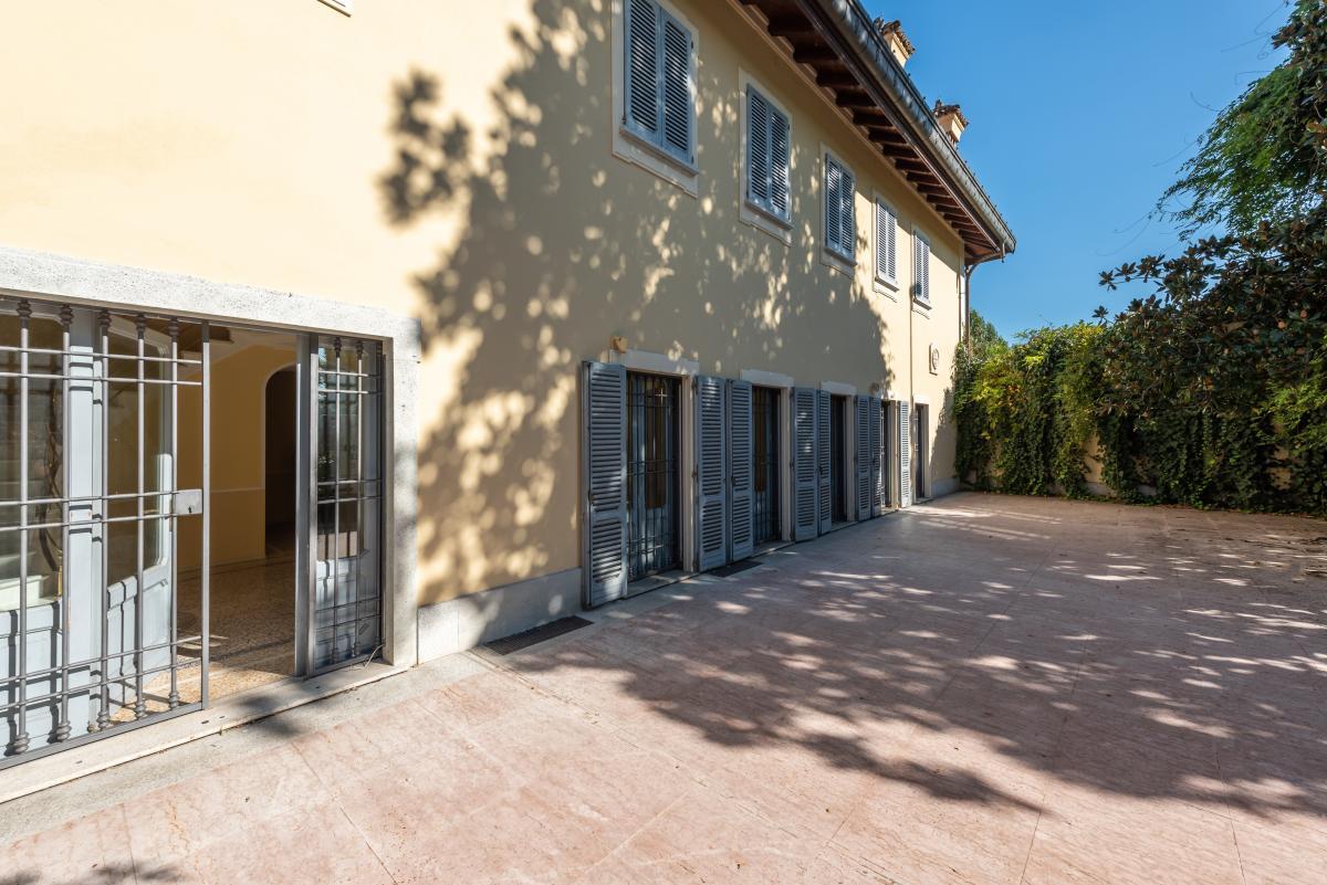 Villa singola prestigiosa  Residenza Longhignana (Peschiera Borromeo) Affitto in Esclusiva - 3