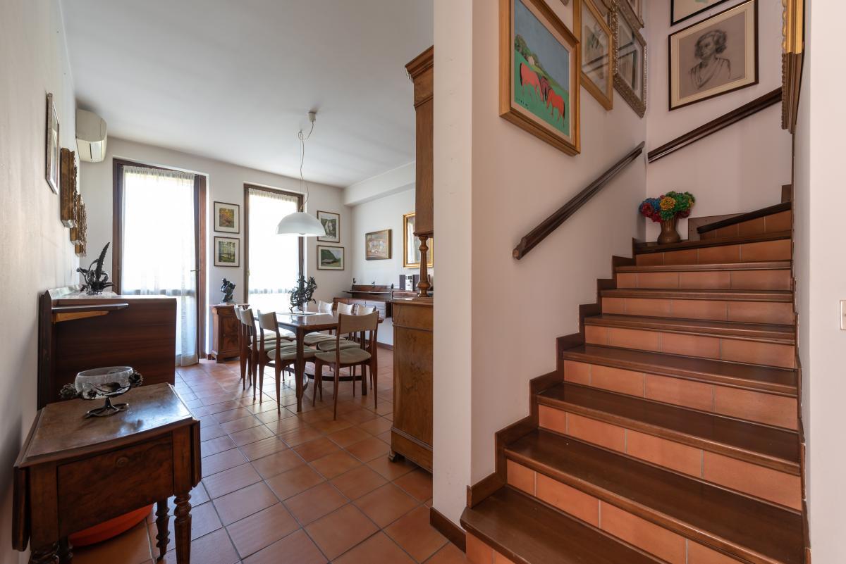 Villa a schiera immersa nel verde  Pioltello (Pioltello) Affitto in Esclusiva - 9