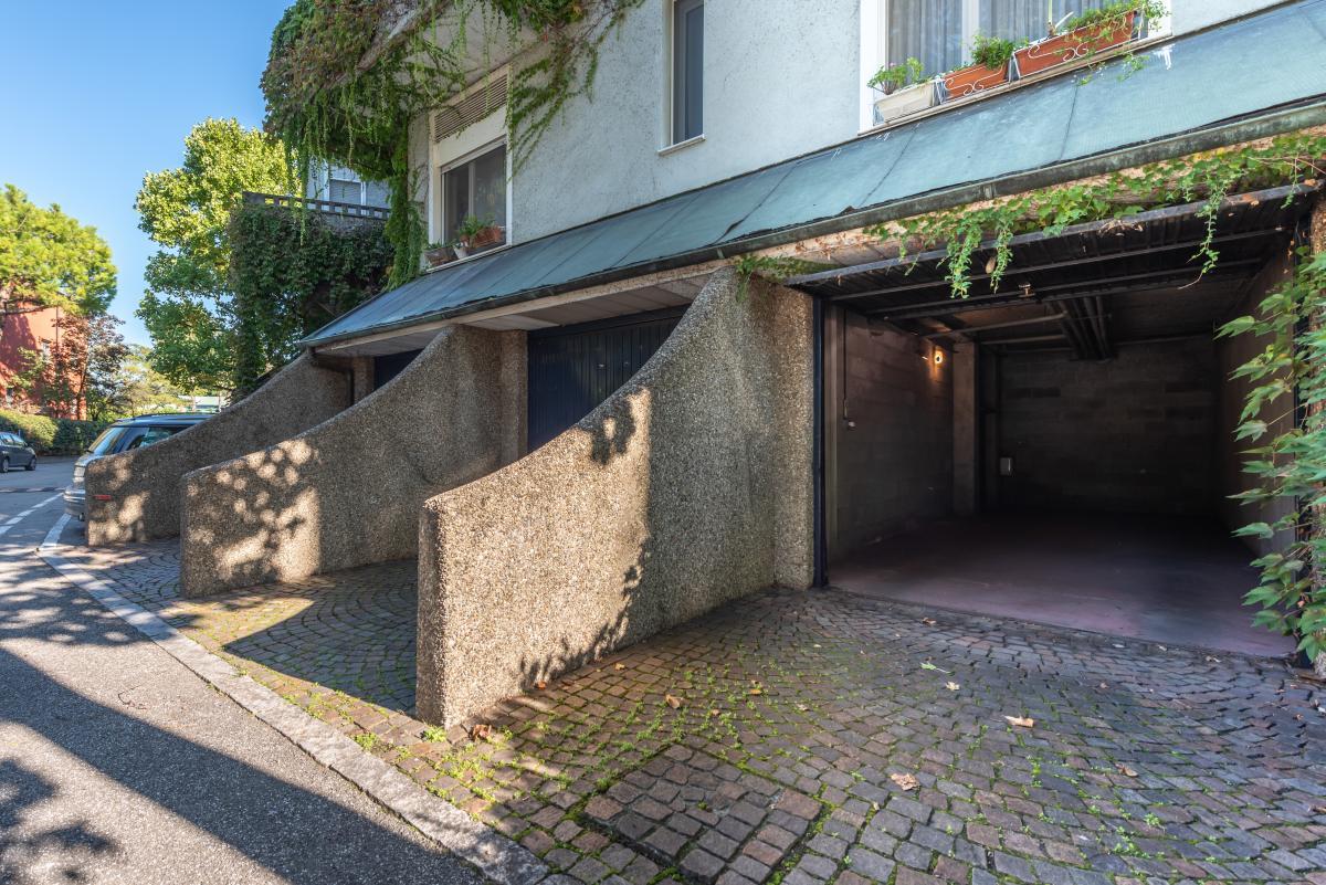 Box/Garage doppio in settima strada  San Felice (Segrate) Affitto in Esclusiva - 2