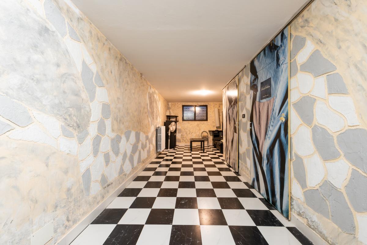 Villa a schiera con grande giardino  Millepini (Rodano) Affitto in Esclusiva - 9