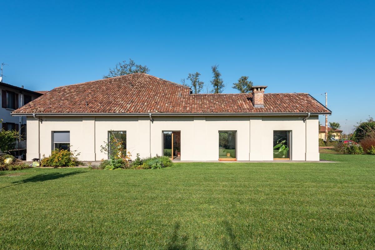 Villa singola con antico mulino  Zivido (San Giuliano Milanese) Vendita in Esclusiva - 56