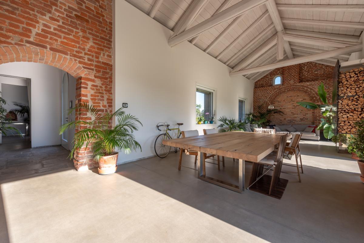 Villa singola con antico mulino  Zivido (San Giuliano Milanese) Vendita in Esclusiva - 23
