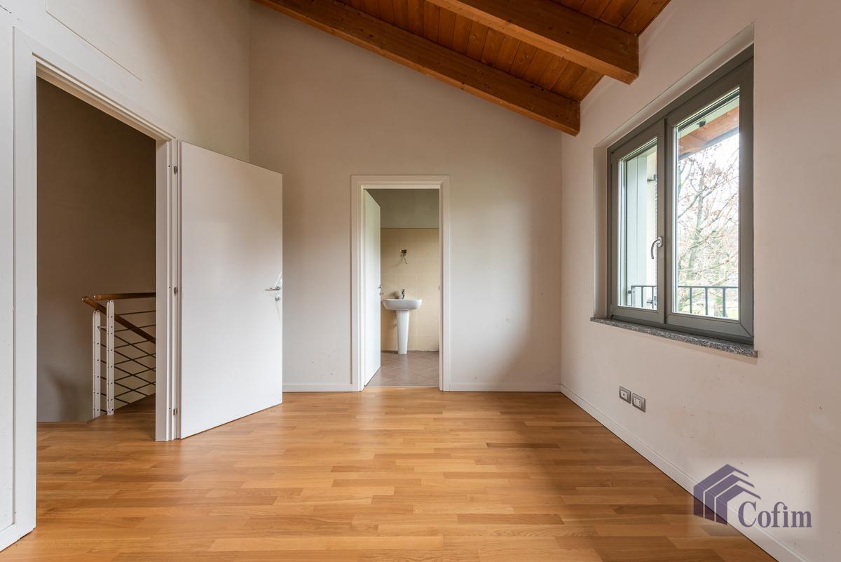 Villa a schiera Viletta semi indipendente in  San Bovio (Peschiera Borromeo) Vendita in Esclusiva - 8