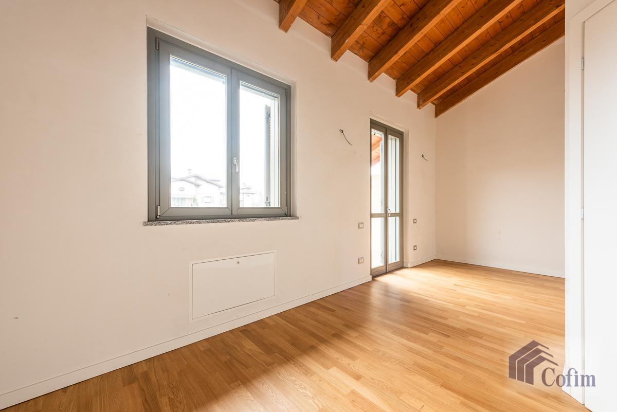 Villa a schiera Viletta semi indipendente in  San Bovio (Peschiera Borromeo) Vendita in Esclusiva - 10