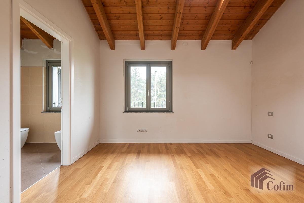 Villa a schiera Viletta semi indipendente in  San Bovio (Peschiera Borromeo) Vendita in Esclusiva - 11