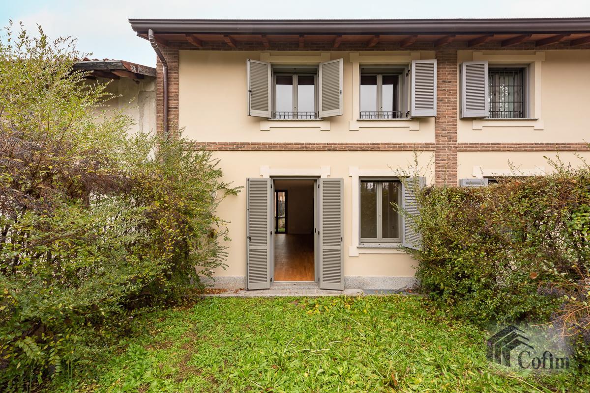 Villa a schiera Viletta semi indipendente in  San Bovio (Peschiera Borromeo) Vendita in Esclusiva - 3