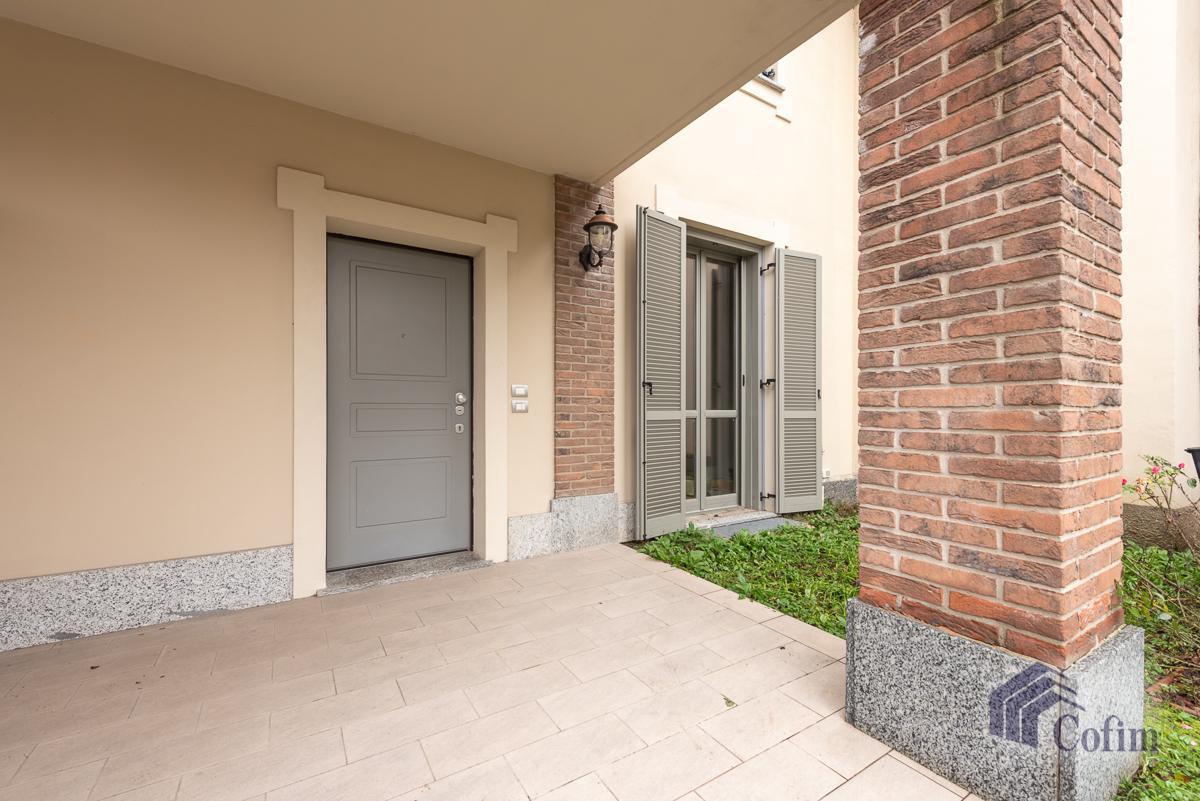 Villa a schiera Viletta semi indipendente in  San Bovio (Peschiera Borromeo) Vendita in Esclusiva - 2