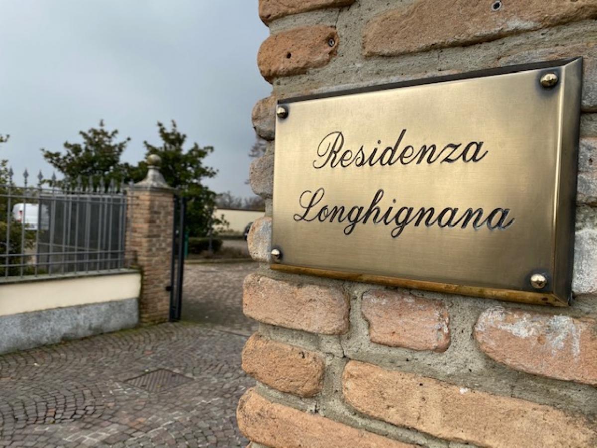 Trilocale esclusivo e di grande fascino  Residenza Longhignana (Peschiera Borromeo) Affitto in Esclusiva - 1