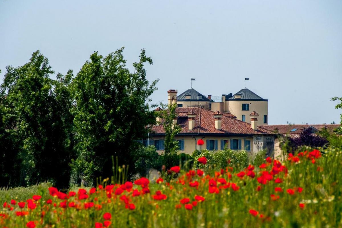 Trilocale esclusivo e di grande fascino  Residenza Longhignana (Peschiera Borromeo) Affitto in Esclusiva - 14