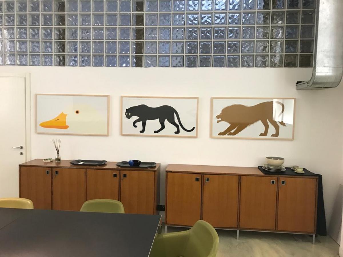 Ufficio ristrutturato  Milano (Milano Forlanini) in Affitto - 11