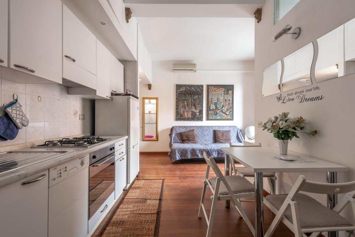 Bilocale arredato al secondo piano  Milano 2 (Segrate) Affitto in Esclusiva - 6