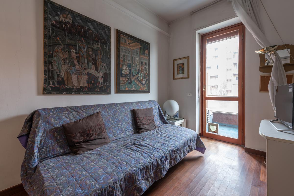 Bilocale arredato al secondo piano  Milano 2 (Segrate) Affitto in Esclusiva - 1
