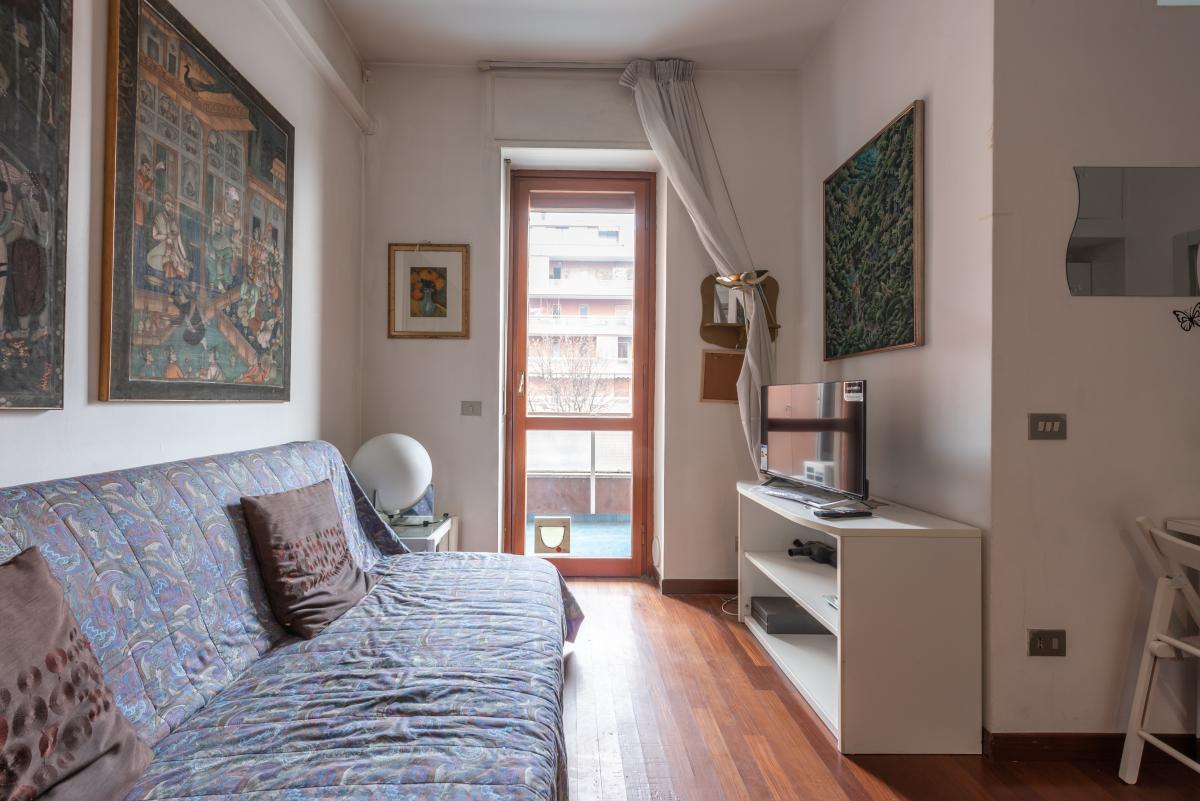 Bilocale arredato al secondo piano  Milano 2 (Segrate) Affitto in Esclusiva - 4
