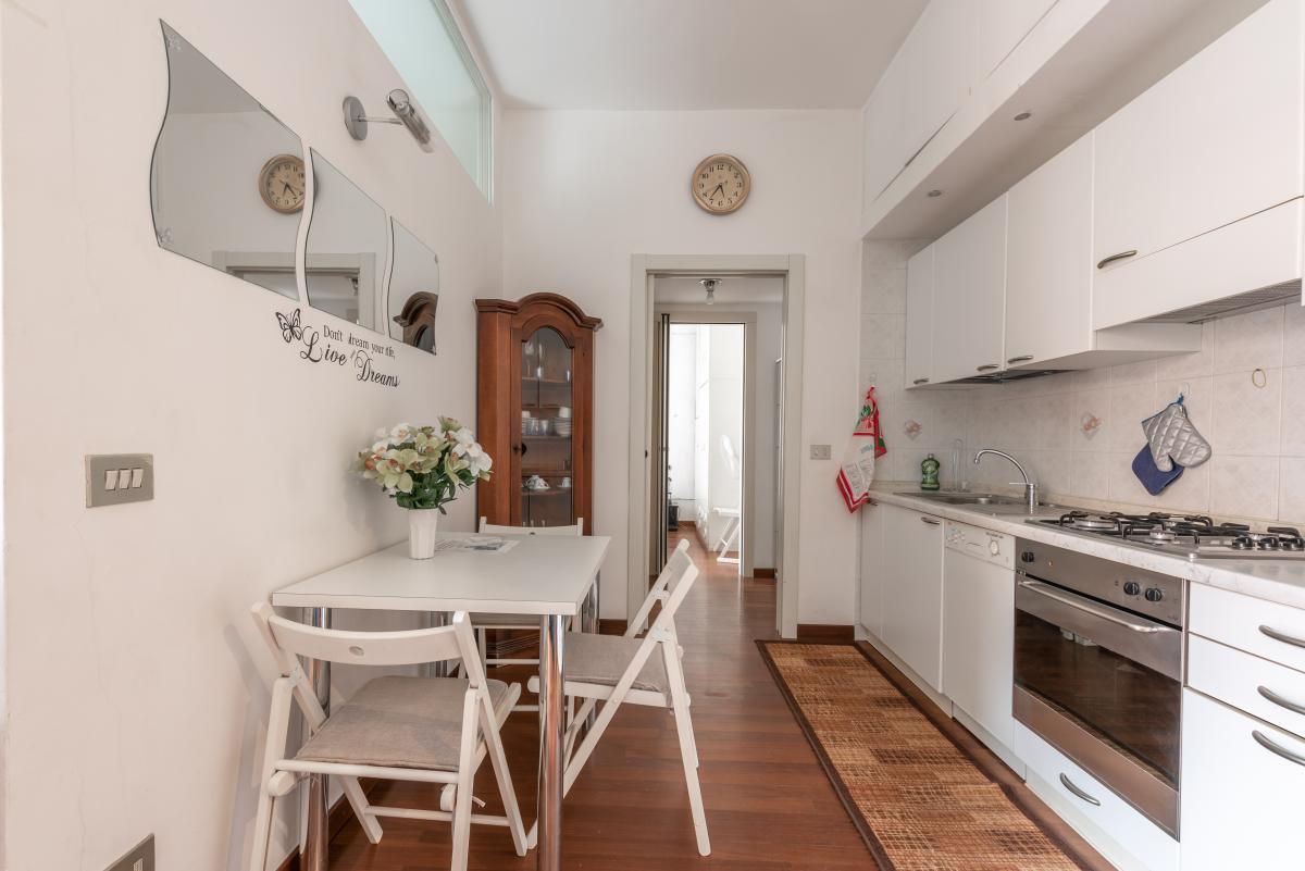 Bilocale arredato al secondo piano  Milano 2 (Segrate) Affitto in Esclusiva - 7