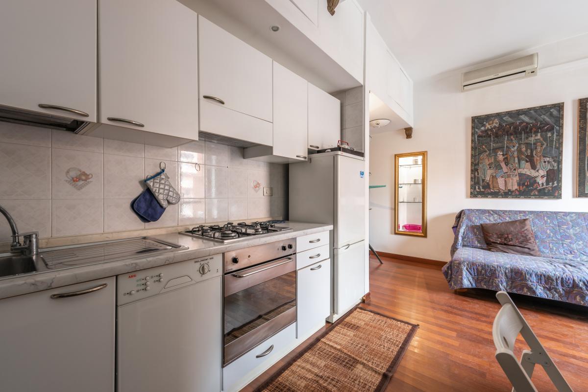 Bilocale arredato al secondo piano  Milano 2 (Segrate) Affitto in Esclusiva - 8