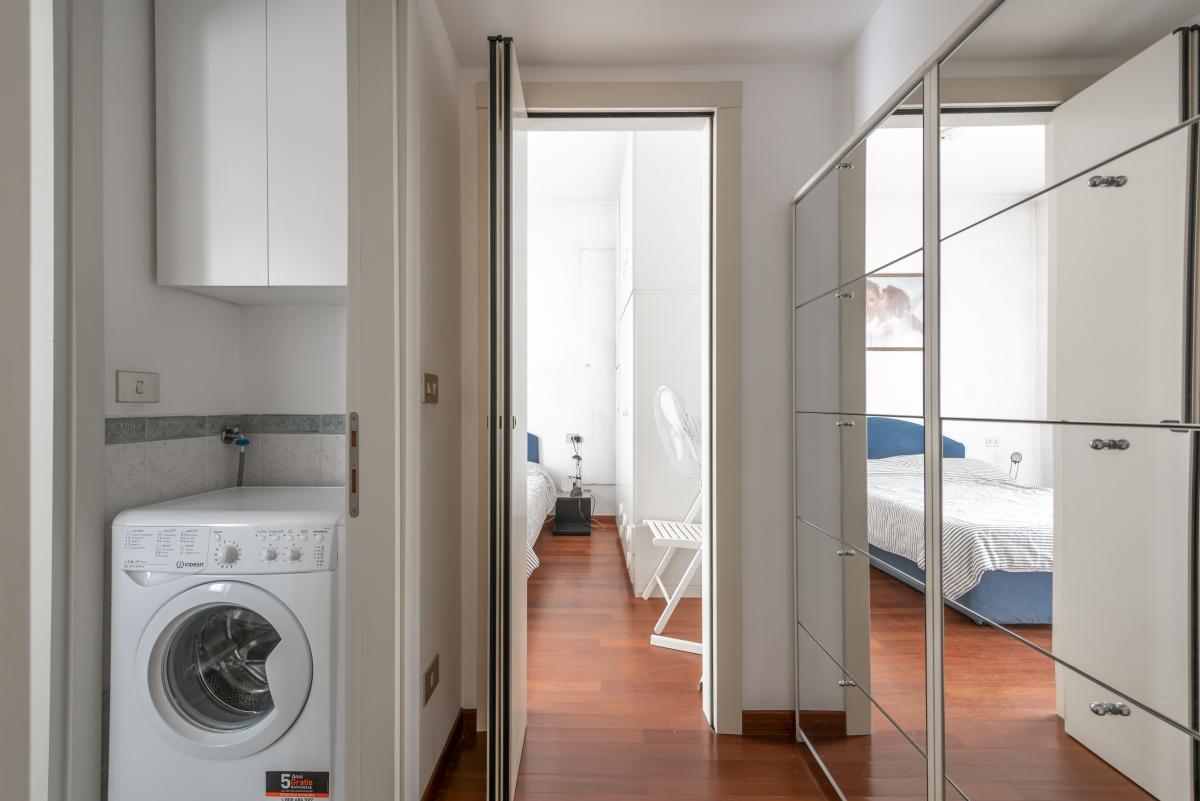 Bilocale arredato al secondo piano  Milano 2 (Segrate) Affitto in Esclusiva - 13