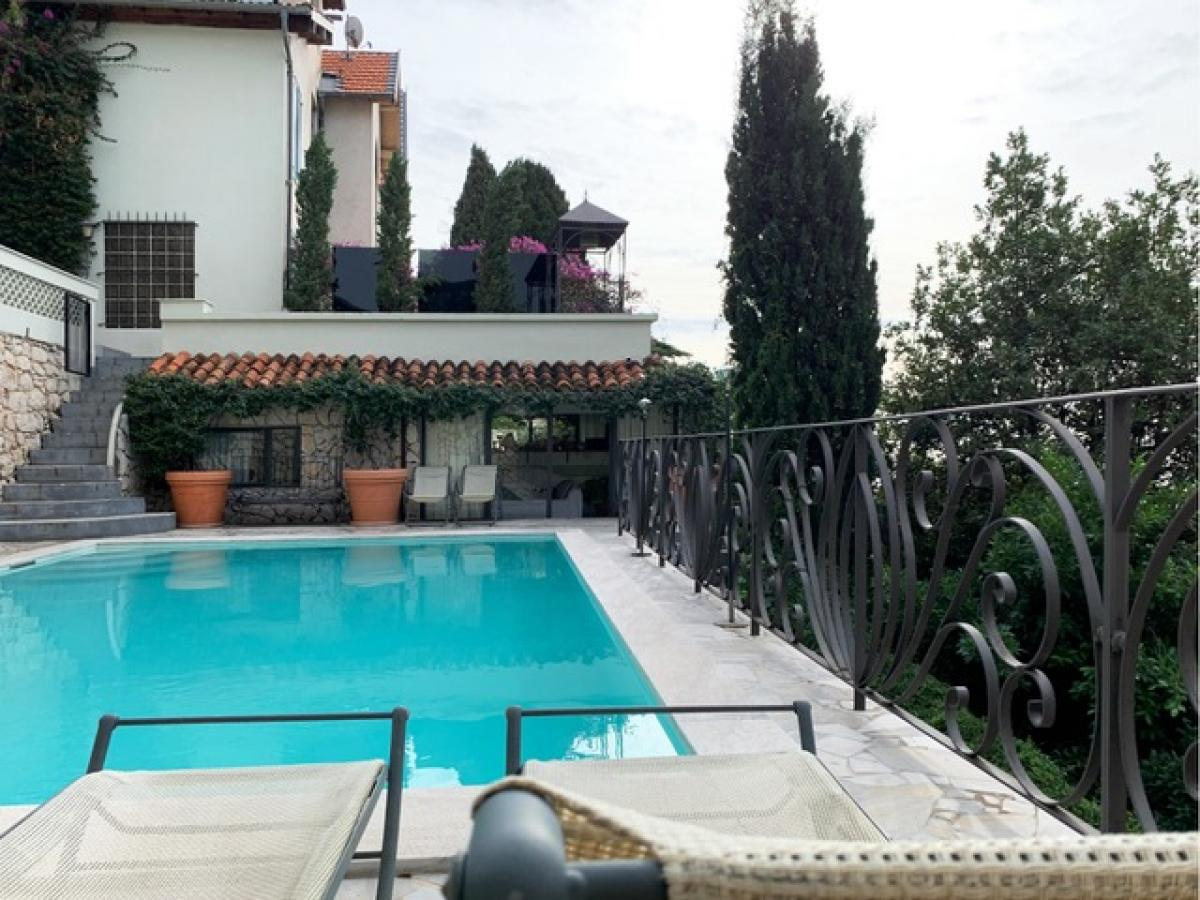 Villa singola vista mare a Roquebrune-Cap-Martin   in Vendita - 2