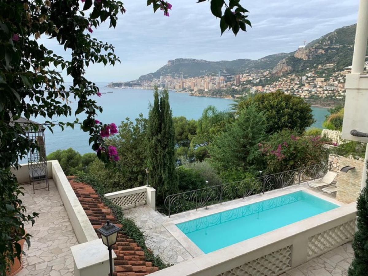 Villa singola vista mare a Roquebrune-Cap-Martin   in Vendita - 1