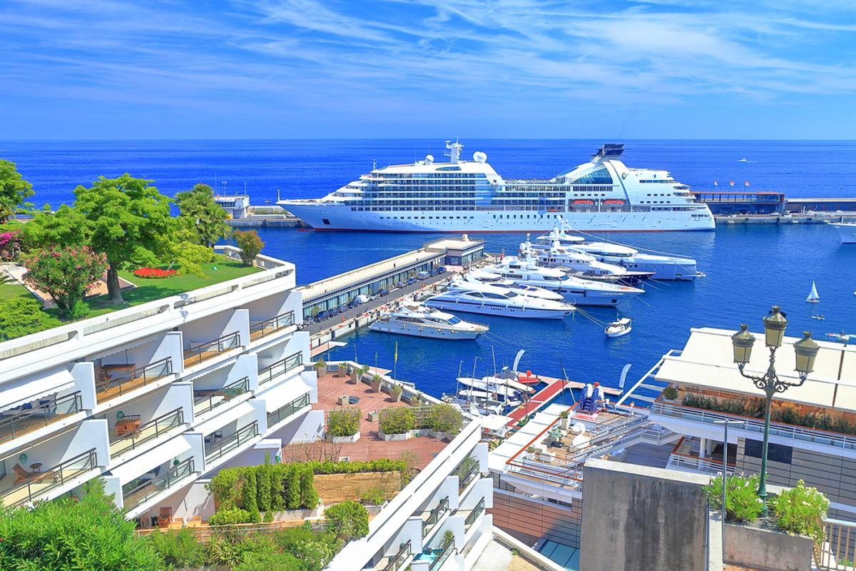 Trilocale ampio con vista mare a Monaco  Montecarlo in Vendita - 6