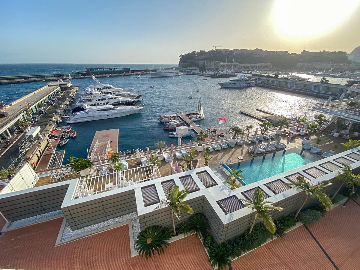 Trilocale ampio con vista mare a Monaco  Montecarlo in Vendita - 1