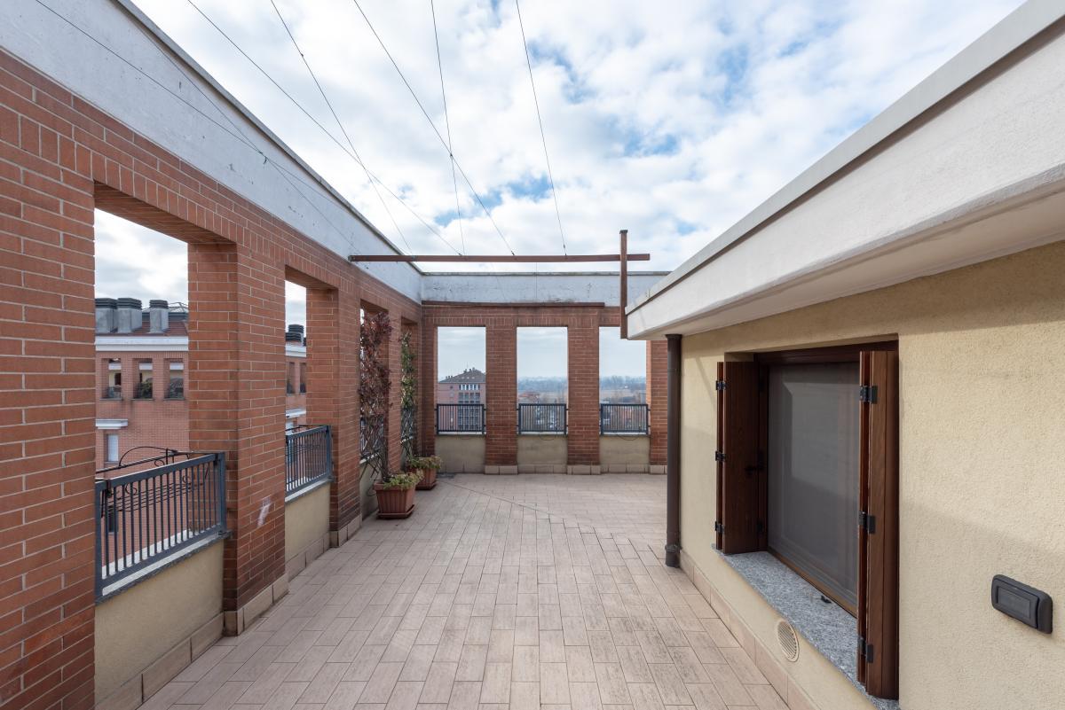 Attico con grande terrazzo  Bettolino (Mediglia) Vendita in Esclusiva - 1