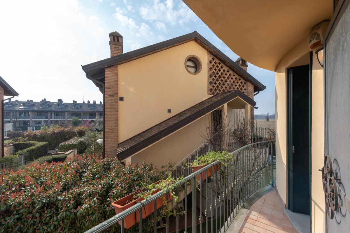 Bilocale particolare   Residenza Longhignana (Peschiera Borromeo) Affitto in Esclusiva - 8