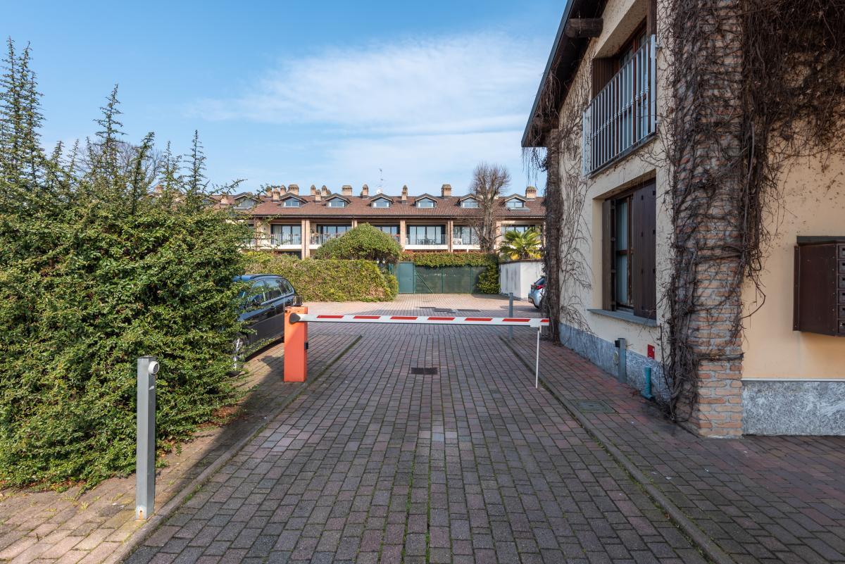Bilocale particolare   Residenza Longhignana (Peschiera Borromeo) Affitto in Esclusiva - 22