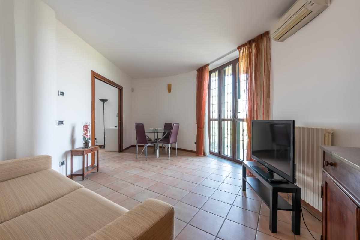Bilocale particolare   Residenza Longhignana (Peschiera Borromeo) Affitto in Esclusiva - 3