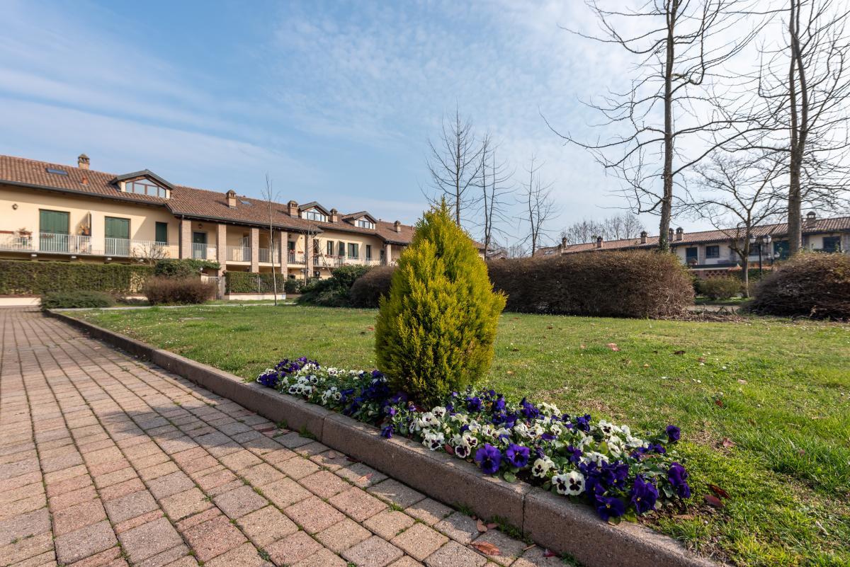 Bilocale particolare   Residenza Longhignana (Peschiera Borromeo) Affitto in Esclusiva - 20