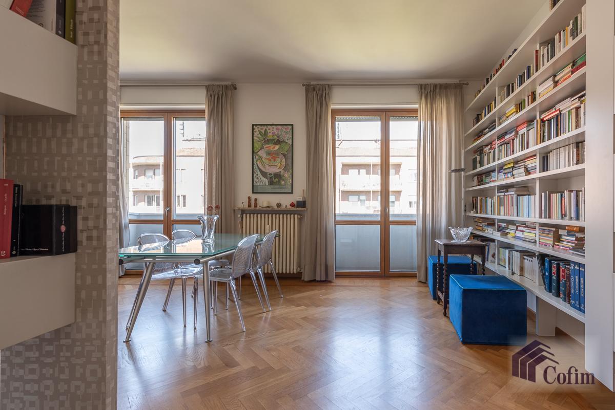 6 Locali elegante attico  Milano (P.ta Romana) Vendita in Esclusiva - 7